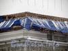 Наб. реки Фонтанки, д. 21. Надстройка мансарды. Фото 22 января 2012 г.