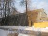 Наб. Обводного канала, дом 5, лит. Г. Ангар НТЦ «Прометей». Фото февраль 2012 г.
