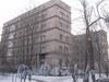 Наб. Обводного канала, дом 13. Вид главного корпуса со стороны двора. Фото февраль 2012 г.