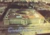 Здание Академии художеств. Фотограф В. Барановский, худ. А. Веселов (комплект открыток «Историко-архитектурные памятники Санкт-Петербурга»)