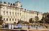 Западный фасад здания Государственного Эрмитажа (Зимнего дворца). Фото Б. Круцко, 1970 г.