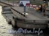 Выборгская набережная. Спуск к воде в районе Кантемировского моста. Фото сентябрь 2011 г.