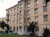 Выборгская наб., д. 25. Фрагмент фасада. Фото сентябрь 2011 г.