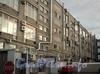 Выборгская наб., д. 61. Корпус по Кантемировской улице. Вид со двора. Фото сентябрь 2011 г.