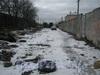 Заброшенная часть сортировочной станции. Фото март 2012 г.