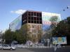 Свердловская наб., д. 44, реконструкция здания под Бизнес Центр. Фото май 2008 г.