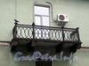 Ново-Адмиралтейского канала наб., д. 2. Балкон