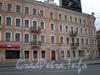 Ждановская наб., д. 1. Общий вид здания. Сентябрь 2008 г.