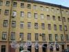 Набережная Обводного канала, д. 115. Фасад здания. Сентябрь 2008 г.