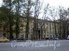 Октябрьская набережная, 24. Общий вид здания. Октябрь 2008 г.