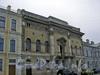 Английская наб., д. 72. Фасад здания.