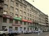 Наб. Обводного кан., д. 161. Фасад здания по Измайловскому пр.у. Сентябрь 2008 г.