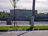 Выборгская наб., д. 29. Вид с Аптекарской набережной. Фото апрель 2004 г.