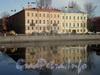 Наб. реки Фонтанки, д. 157/Климов пер. д. 8. Общий вид здания. Апрель 2009 г.