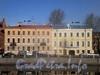 Наб. реки Фонтанки, д. 155-157. Фасады зданий по набережной. Апрель 2009 г.