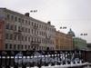Наб. канала Грибоедова, д. 27. Дома 23-27 по каналу Грибоедова. Февраль 2009 г.