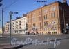 Дома 163/ Измайловский пр. д. 31 и 165 по наб. Обводного канала. Октябрь 2008 г.