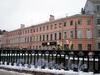 Набережная канала Грибоедова, д. 29. Фасад здания. Февраль 2009 г.