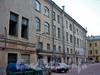 Наб. канала Грибоедова, д. 20. Вид со двора.