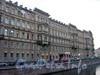 Фасад по каналу Грибоедова