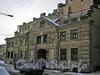Наб. Крюкова канала, дом 5. Фасад здания Литовского рынка. Общий вид здания. Фото 2005 года.