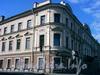 Наб. Кутузова, д. 24 / Гагаринская ул., д. 1 (угловая часть). Общий вид.