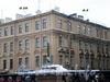 Наб. канала Грибоедова, д. 25/пер. Сергея Тюленина, д. 3. Общий вид здания. Февраль 2009 г.