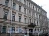 Наб. Крюкова канала, д. 6-8. Доходный дом А. М. Тупикова. Фрагмент фасада. Фото март 2009 г.