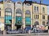 Наб. канала Грибоедова, д. 26. Здание Малого Гостиного двора. Фрагмент фасада. Фото июль 2009 г.