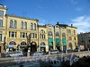 Наб. канала Грибоедова, д. 26. Здание Малого Гостиного двора. Фасад здания. Фото июль 2009 г.
