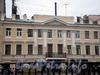 Наб. канала Грибоедова, д. 31. Доходный дом А.В.Владимирского.Фасад здания. Фото апрель 2009 г.