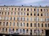 Наб. канала Грибоедова, д. 49. Бывший доходный дом. Фрагмент фасада здания. Фото июль 2009 г.