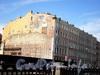 Наб. канала Грибоедова, д. 49. Бывший доходный дом. Общий вид здания. Фото июль 2009 г.