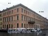 Наб. реки Мойки, д. 104 / пер. Матвеева, д. 1. Общий вид зданий. Фото март 2009 г.