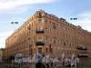 Наб. канала Грибоедова, д. 69 / Столярный пер., д. 18. Доходный дом И.С.Никитина. Общий вид здания. Фото август 2009 г.