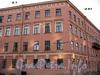 Наб. канала Грибоедова, д. 61 / Казначейская ул., д. 1. Доходный дом Сидорова (Н.П.Пономаревой). Общий вид здания. Фото август 2009 г.