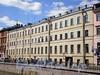 Наб. канала Грибоедова, д. 45. Фасад здания. Фото август 2009 г.