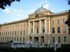 Университетская наб., д. 17. Здании Академии художеств. Вид со двора. Фото июль 2009 г.