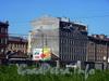 муниципальный округ Лиговка - Ямская, набережная Обводного канала, дом 59а, строение 1. Общий вид здания Общежития ПО «Большевичка». Фото 2004 года.
