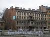 набережная Обводного канала, дом 123 (левая часть).