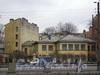 набережная Обводного канала, дом 122, литера А. Общий вид здания Детского сада №154 Адмиралтейского района.