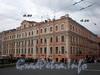 Наб. канала Грибоедова, д. 40 / Гороховая ул., д. 26. Доходный дом А. Котомина. Общий вид здания. Фото июль 2009 г.