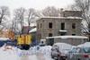 Университетска наб., дом 7, корп. 5. Водопроводная подстанция «Водоканала».Январь 2010 года, Фото с сайта Karpovka.net.