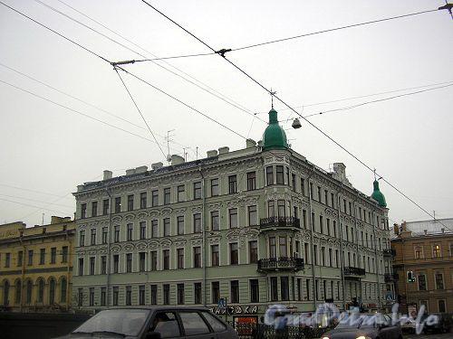 Вид от улицы Белинского