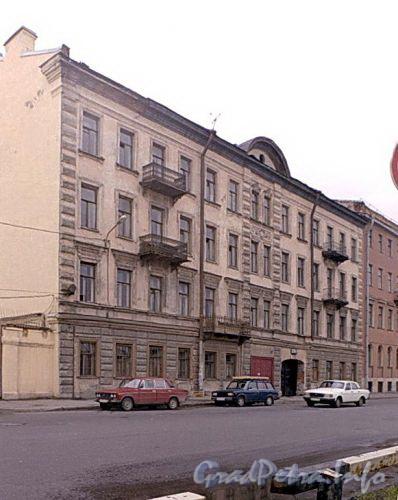 Общий вид дома № 62 до сноса. Фото с сайта Живой город