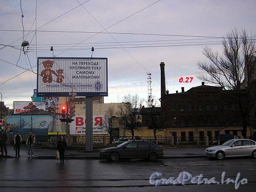 Наб. реки Карповки, д. 27, лит. Б. Общий вид. Фото 2006 г.