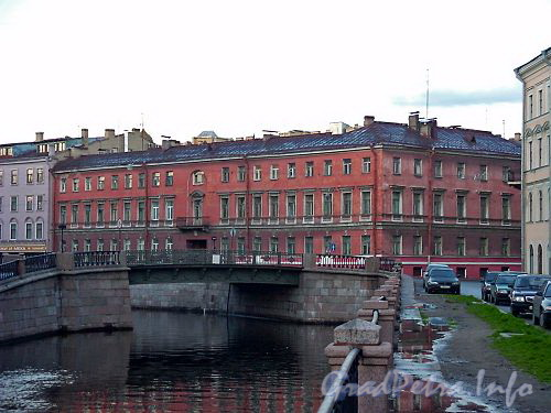 вид с Кокушкина моста