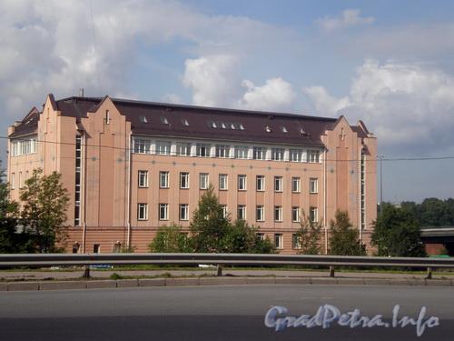 Свердловская наб., д. 74. Общий вид здания. Фото 2008 г.