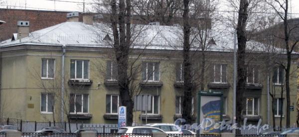 Наб. Обводного канала, дом 151-153а. Общий вид с чётной стороны наб. Обводного канала. Фото март 2012 г.