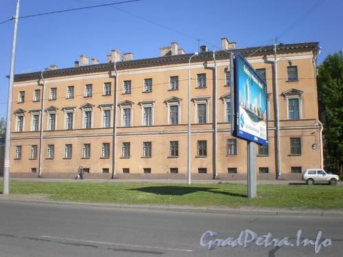 Наб. Обводного канала д. 7. Фото 2008 г.